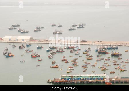 Arica Port - Chile - Stockfoto