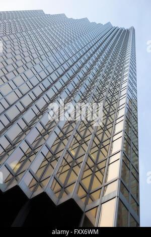 Royal Bank Gebäude in der Innenstadt von Toronto - Stockfoto