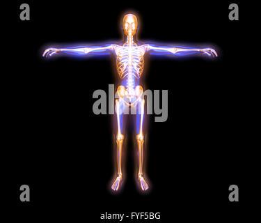 Energiekörper - Stockfoto