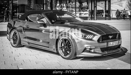 Muscle Car Ford Mustang GT 550 Aero Edition 2016