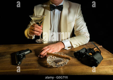 James Bond - Stockfoto