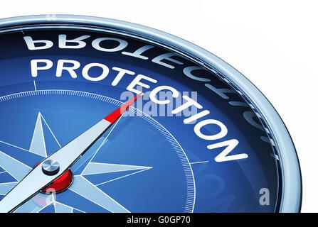 Schutz - Stockfoto