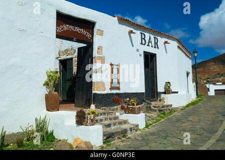 Espagne, Iles Kanarischen Inseln, Fuerteventura, Dorf de Betancuria / / Spanien, Kanarische Inseln, Fuerteventura, - Stockfoto
