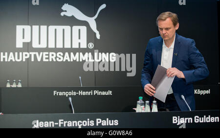 puma unternehmen deutschland