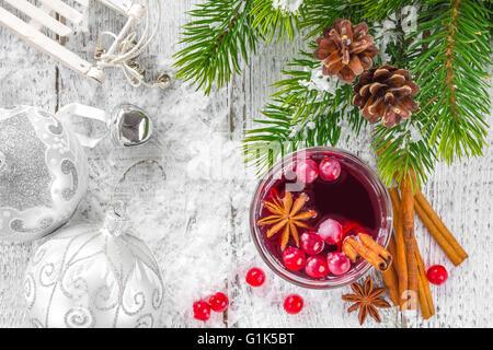 Glühwein - Stockfoto