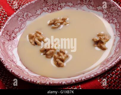 Dulce de Leche mit Nüssen
