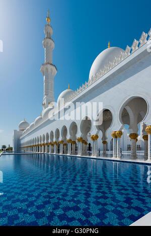 Transzendenz, Sheikh Zayed Grand Mosque, Abu Dhabi