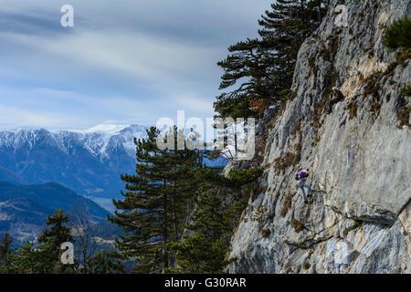 Klettersteig Niederösterreich : Das erste mal klettersteigen und schon bin ich süchtig