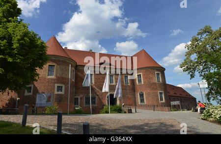 burg eisenhardt in bad belzig stockfoto bild 43397342 alamy. Black Bedroom Furniture Sets. Home Design Ideas