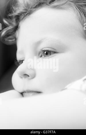 Tochter-Porträts - Stockfoto