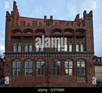 War, Wismar, Mecklenburg-Vorpommern - Stockfoto