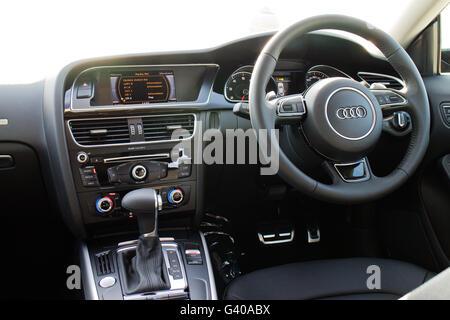 Interieur audi  Audi A5 Sportback Interieur Stockfoto, Bild: 27089689 - Alamy