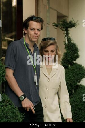 CANNES Parker-Bowles - Stockfoto