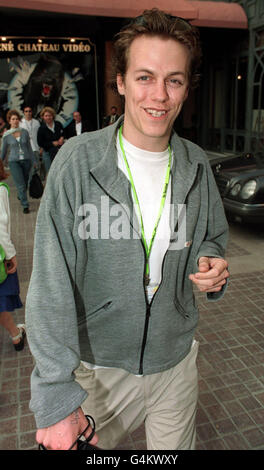 Cannes/Tom Parker-Bowles - Stockfoto