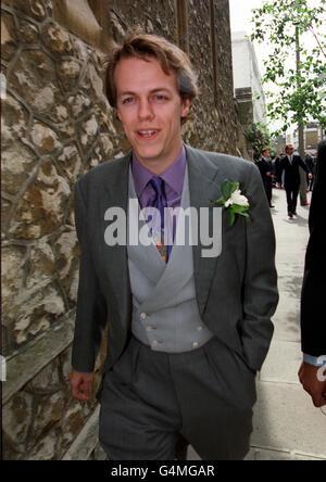 Hochzeit/Tom Parker Bowles - Stockfoto