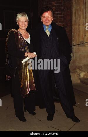 Dench & Williams Branagh Award - Stockfoto