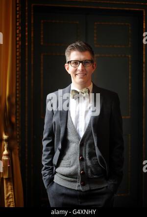 Gareth Malone und militärische Ehefrauen Photocall - London - Stockfoto