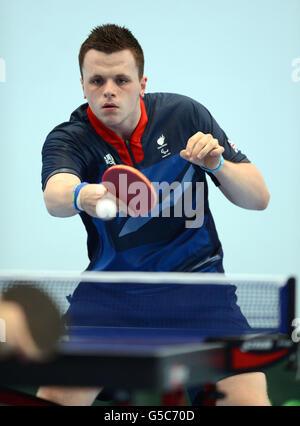 Paralympics - Team GB Athleten - Bad Sport Berufsbildungsdorf