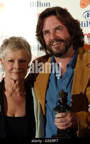 Doran & Dench Olivier Awards - Stockfoto