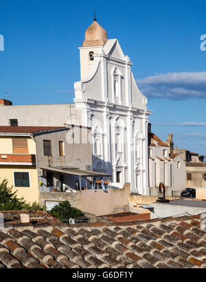 kirche chiesa di san giacomo orosei sardinien italien stockfoto bild 107247334 alamy. Black Bedroom Furniture Sets. Home Design Ideas