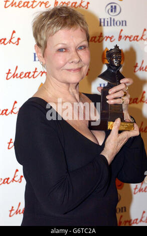 Dame Judi Dench Olivier Awards 2004 - Stockfoto