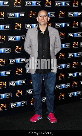 24: live Another Day Screening - London - Stockfoto