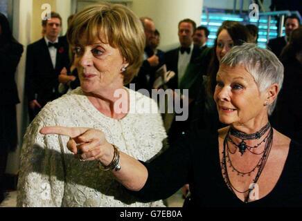 Smith & Dench Ladies In Lavender premiere - Stockfoto