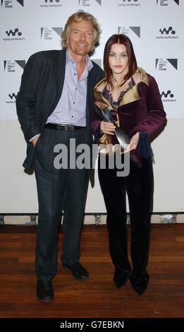 Music Hall Of Fame - Priscilla Presley - Stockfoto