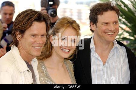 Filmfestspiele von Cannes 2005 - wo die Wahrheit liegt Photocall - Riveria Terrasse - Palias du Festival - Stockfoto