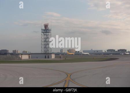 Miami Flughafen - Stockfoto