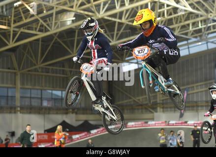 BMX Supercross World Cup - Runde zwei - Tag eins - nationalen Radsport Center