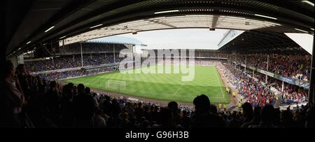 Fußball - FA Carling Premiership - Everton - Stockfoto