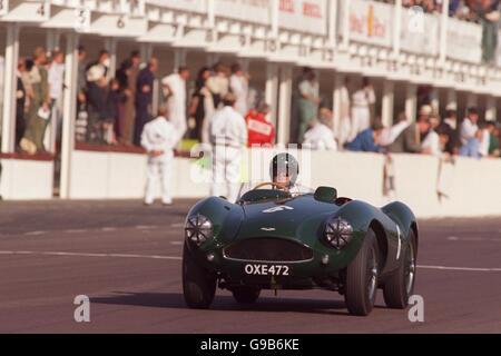 Motor Racing - Goodwood Revivalist Meeting - Freddie März Memorial Trophy - Stockfoto