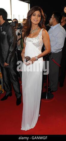 Zee Cine Awards 2008 - London - Stockfoto