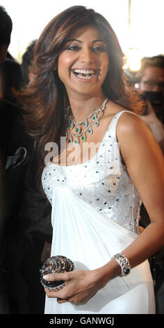 Zee Cine Awards 2008 - London - Stockfoto