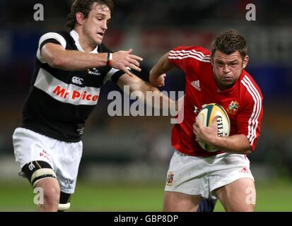 Rugby-Union - Tour Match - Haie V British and Irish Lions - ABSA Stadion
