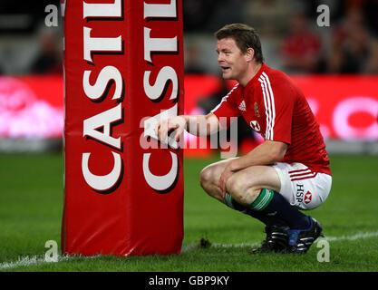 Rugby-Union - Tour Match - Haie V britisch & irischen Löwen - The ABSA Stadion