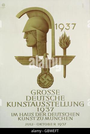 Groe Deutsche Kunstausstellung Im Haus Der Kunst