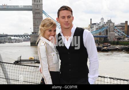 GI Joe Photocall - London - Stockfoto