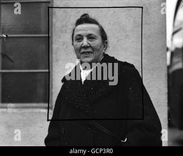Kunst - Frau Esther Henry - London - Stockfoto