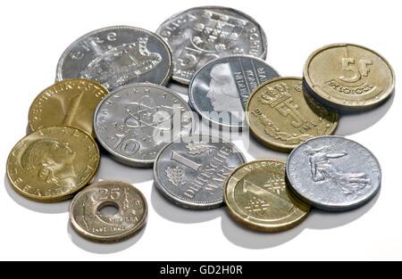 Alte Holländische Geld Stockfoto Bild 25270273 Alamy