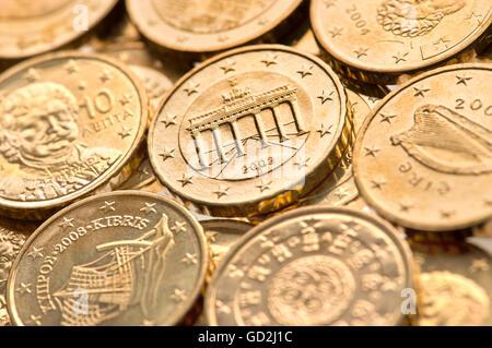 2 Euro Cent Münze Irland 2002 Stockfoto Bild 41445604 Alamy