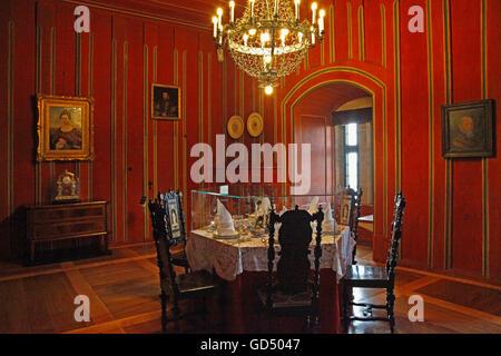 Flgel Von Coburg Schloss Des Prinzen Wohnzimmer Im