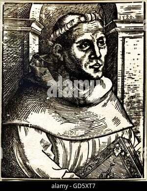 Martin Luther Mönch