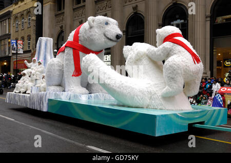 santa claus parade stockfoto bild 5519314 alamy. Black Bedroom Furniture Sets. Home Design Ideas