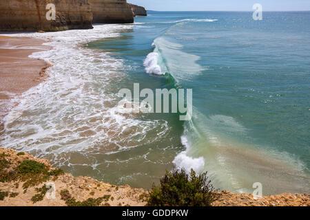 Praia da Benagil, Portugal, Algarve - Stockfoto