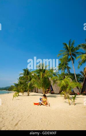 Lamai Beach, Ko Samui Island, Thailand - Stockfoto