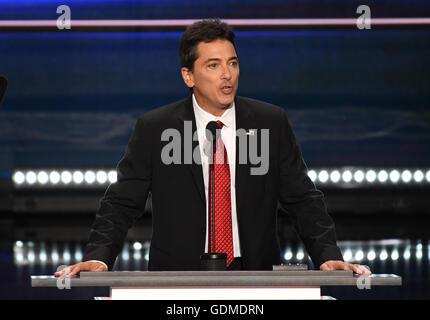 Scott Baio macht Bemerkungen bei der Republican National Convention ...