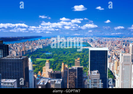 South Central Park in Manhattan, New York City
