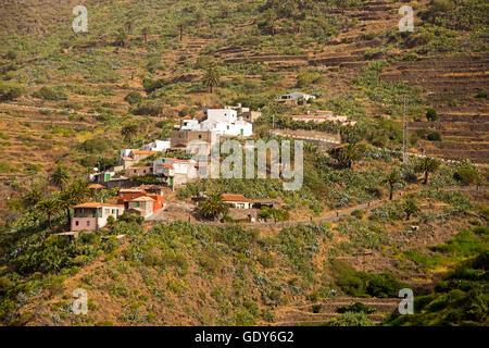 Geographie/Reisen, Spanien, Masca, Teno Gebirge, Teneriffa, Kanarische Inseln, Additional-Rights - Clearance-Info - Stockfoto
